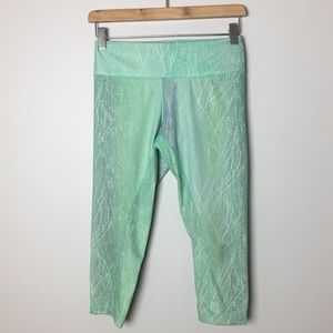 ASICS Athletic Pants Swirl Checkered Design